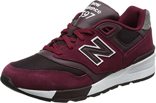 new balance 500 homme rouge