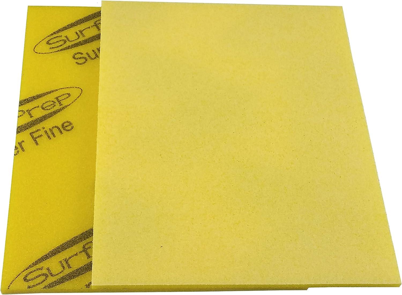 High Flex Contour Sanding Pad Sponges 20 Pack, Very Fine