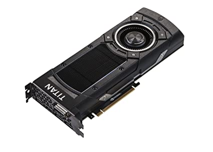 ASUS - Tarjeta gráfica de 12 GB (NVIDIA GeForce GTX Titan X ...