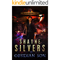 Obsidian Son: Nate Temple Series Book 1 book cover