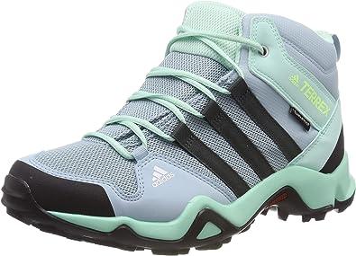 adidas Terrex Ax2r Mid CP K, Chaussures de Randonnée Mixte