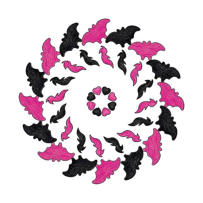 Ravensburger 29745 - Monster High - Mandala-Designer 2-in-1: Amazon ...