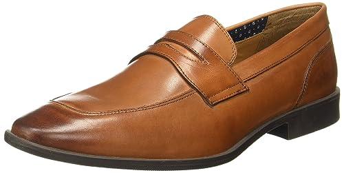 dfffb822af58 Ruosh Men s Tan Loafers - 8 UK India (42 EU)(SS18-SMU-3B)  Buy ...