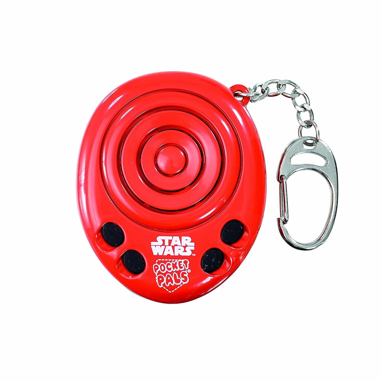 STAR WARS- Llavero, Color Rojo (Jazwares SW02779): Amazon.es ...