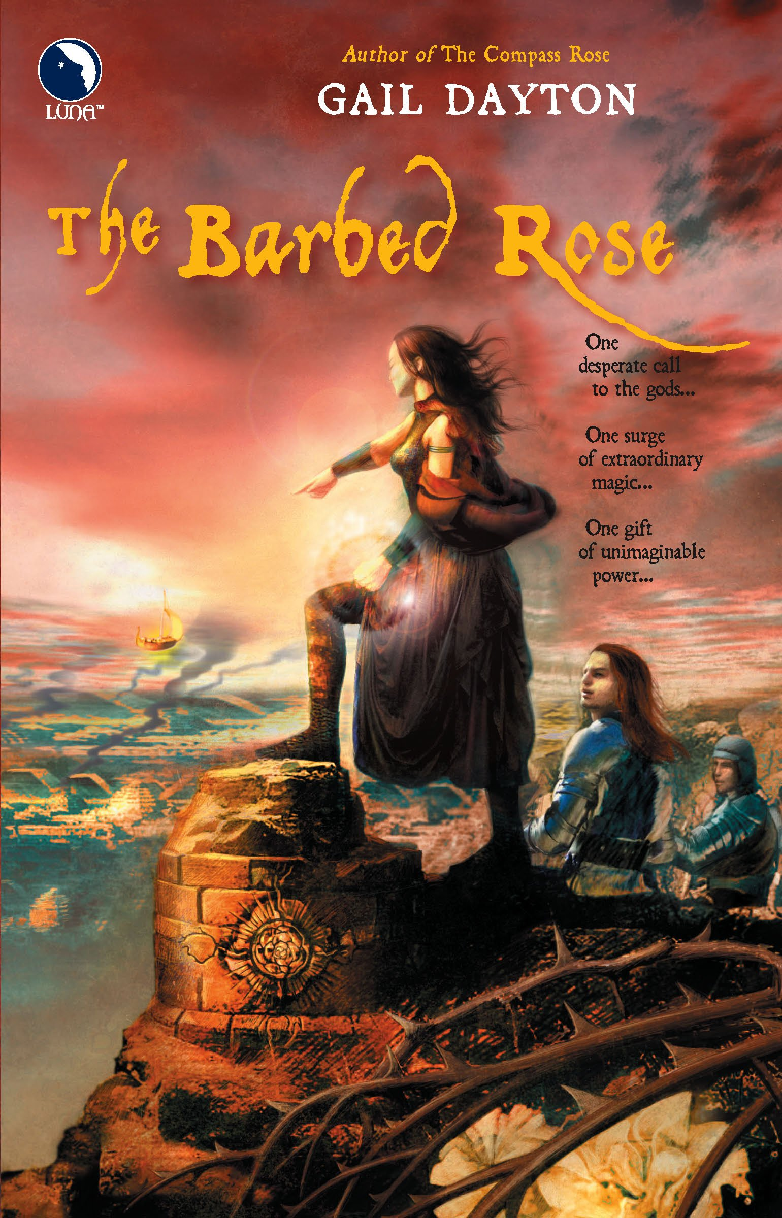 The Barbed Rose (The One Rose) pdf epub