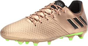 separation shoes 9e0aa 7eb49 adidas Mens Messi 16.2 Firm Ground Cleats Soccer Shoe