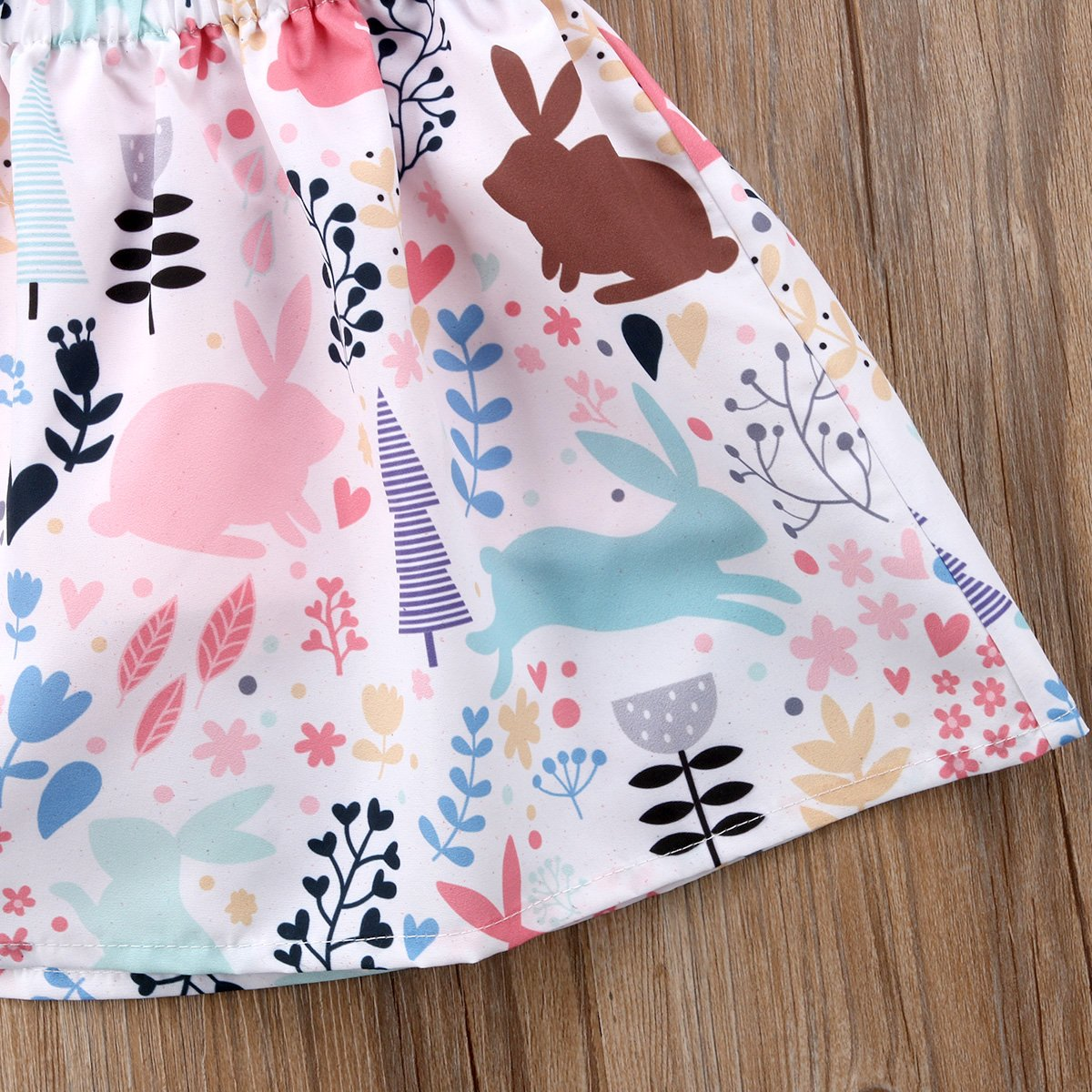 Strap Rock oder kurzes Baumwolloutfit Set 2 St/ück 0.5-4 Jahre Kleinkind S/äuglingsbabykleidung Set Kurzarmshirts