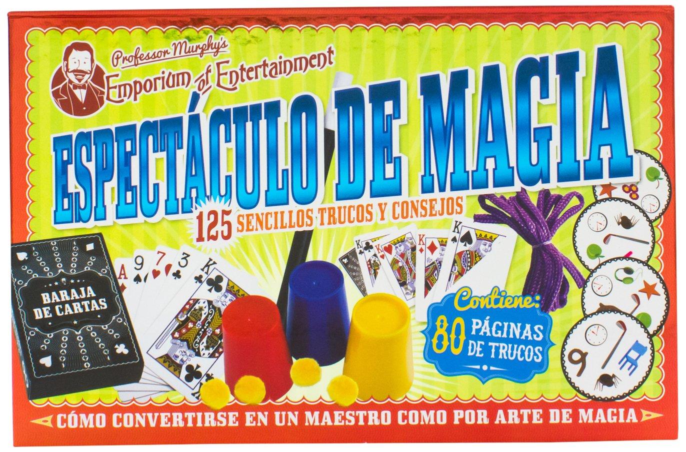 Professor Murphys Espectáculo de Magia (Spanish Edition ...
