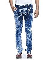 SAVON Mens Slim Fit Jeans (SH501106)