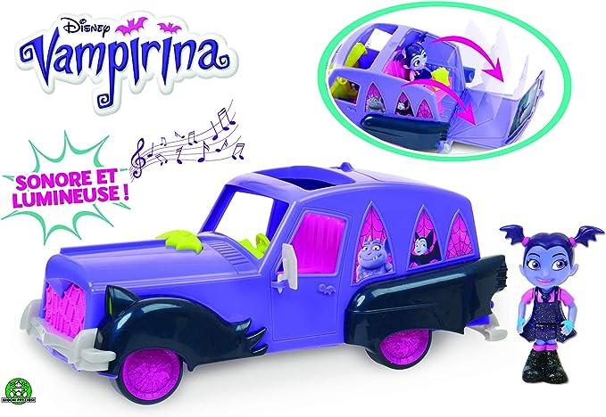 Disney Vampirina-Hauntley Mobile Véhicule-Neuf