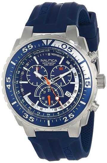Nautica N14676G Hombres Relojes