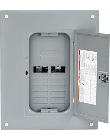 square d by schneider electric hom1224l125pc homeline 125 amp 12-space  24-circuit indoor