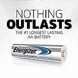 Energizer AA Lithium Batteries, World's Longest