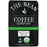 The Bean Coffee Company Organic Mocha Java, Medium Roast
