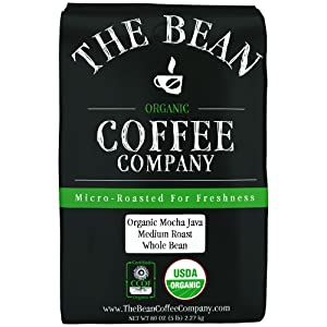 The Bean Coffee Company Organic Mocha Java