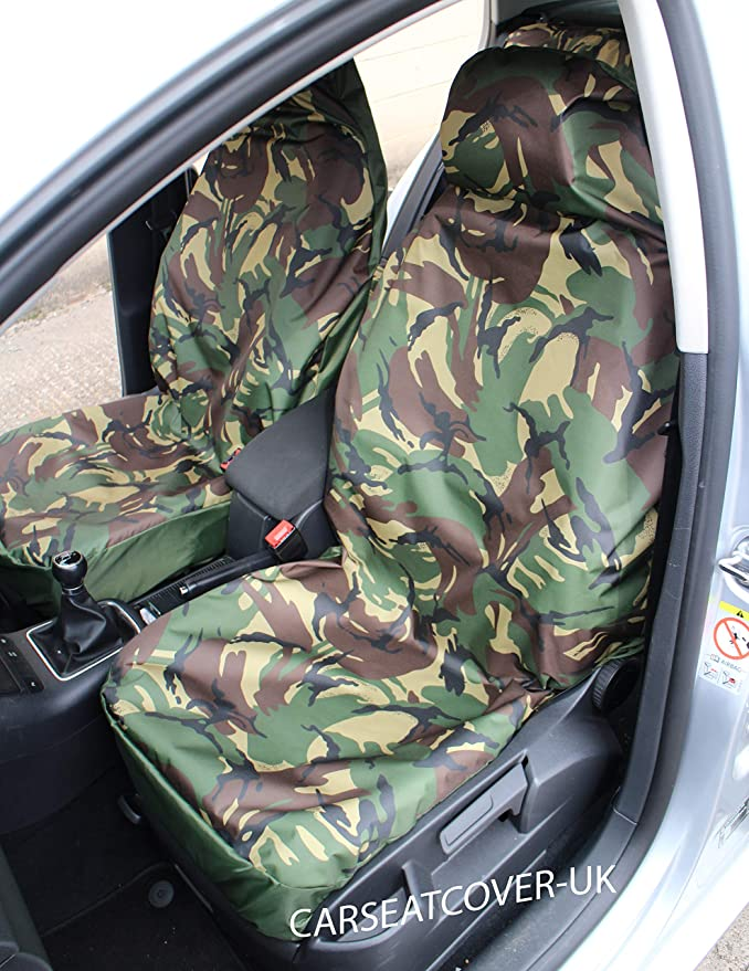 Ford Kuga Full Set Camouflage Waterproof Car Seat Covers