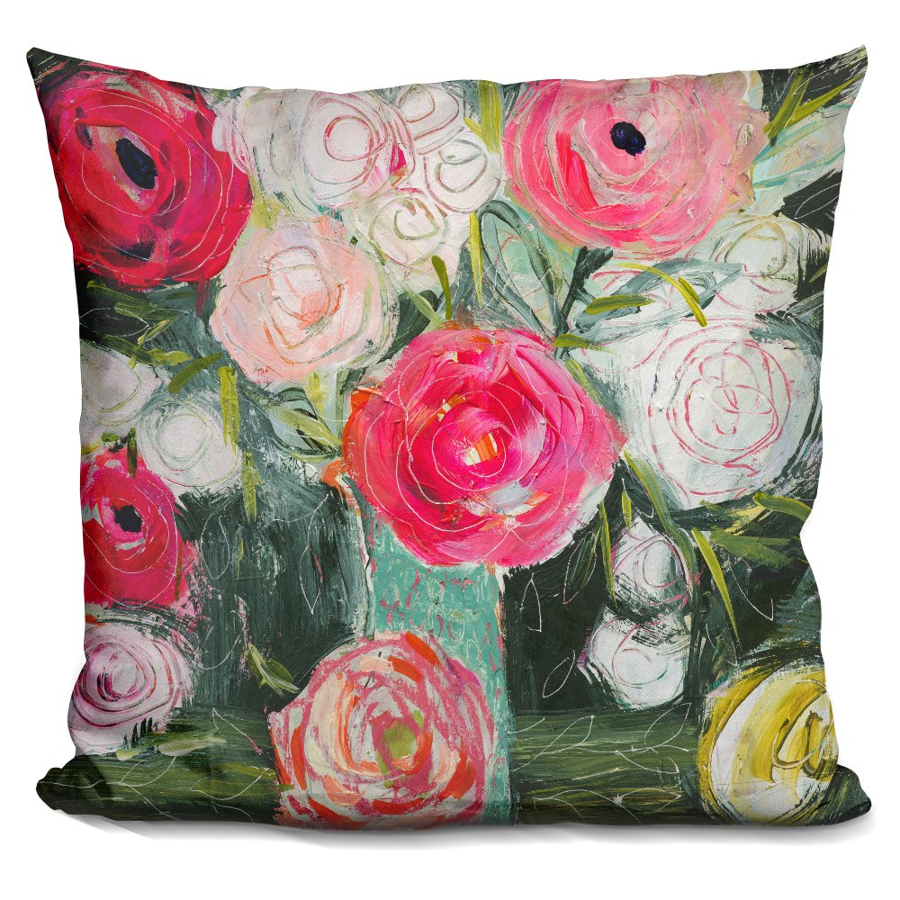 LiLiPi We are One Decorative Accent Throw Pillow