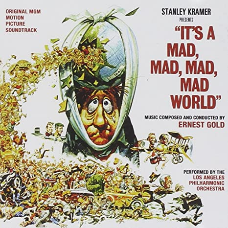 Its a Mad, Mad, Mad, Mad World : Ernest Gold: Amazon.es: Música
