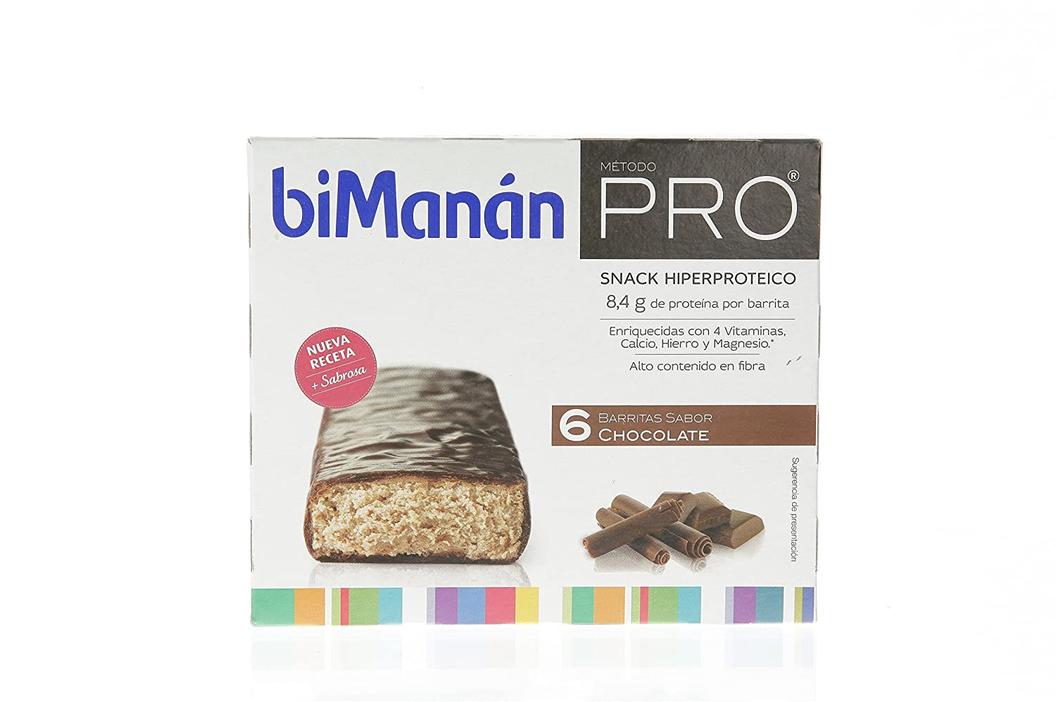 Amazon.com: BIMANAN PROTEIN DIET CHOCOLATE BAR PRO hypocaloric GX 162 G 27 6 U by BIMANAN: Health & Personal Care