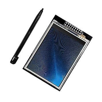Amazon.com: Microyum - Módulo de pantalla táctil TFT de 2,8 ...