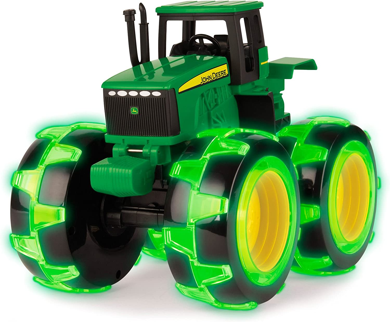 Monster Treads – Tractor with Lightning Wheels