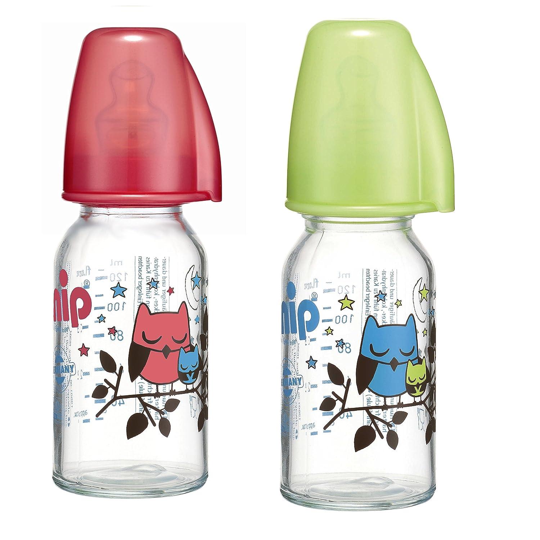 Nip Baby Glas Flasche 125 ml Tee