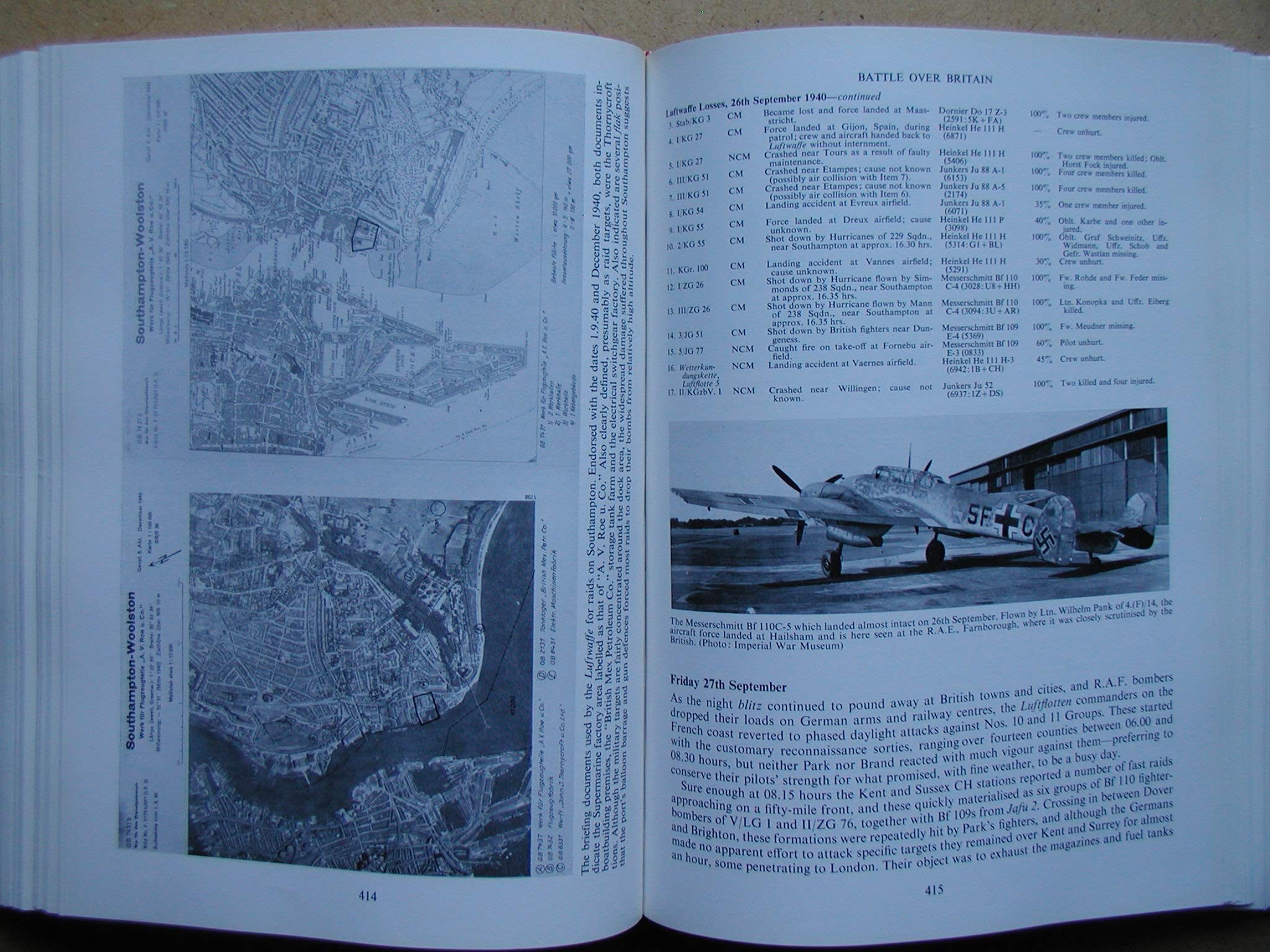 Battle over Britain: A History of the German Air Assaults on