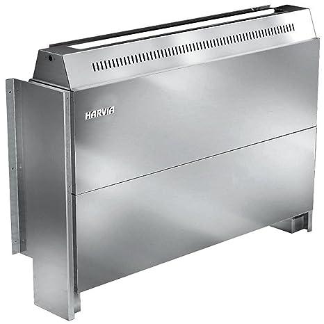 Harvia – Estufa Horno eléctrico para sauna elektrobeheizt Horno Hidden Heater 6,0 kW HH6