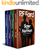 Slater and Norman Mystery Novels: Box Set One. (Slater and Norman Mystery Novels Box Sets Book 1)