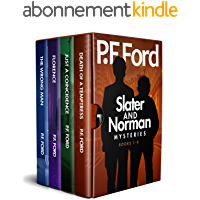 Slater and Norman Mystery Novels: Box Set One. (Slater and Norman Mystery Novels Box Sets Book 1) (English Edition)