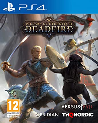 Pillars of Eternity II: Deadfire (PS4): Amazon co uk: PC