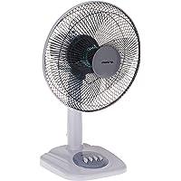 Mistral MTF121 Table Fan, Winter Grey, 12