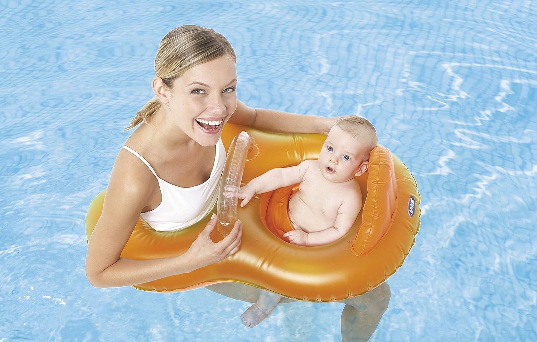 Jané 040332C01 - Flotador para Mamá y Bebé, con Respaldo y Arnés ...