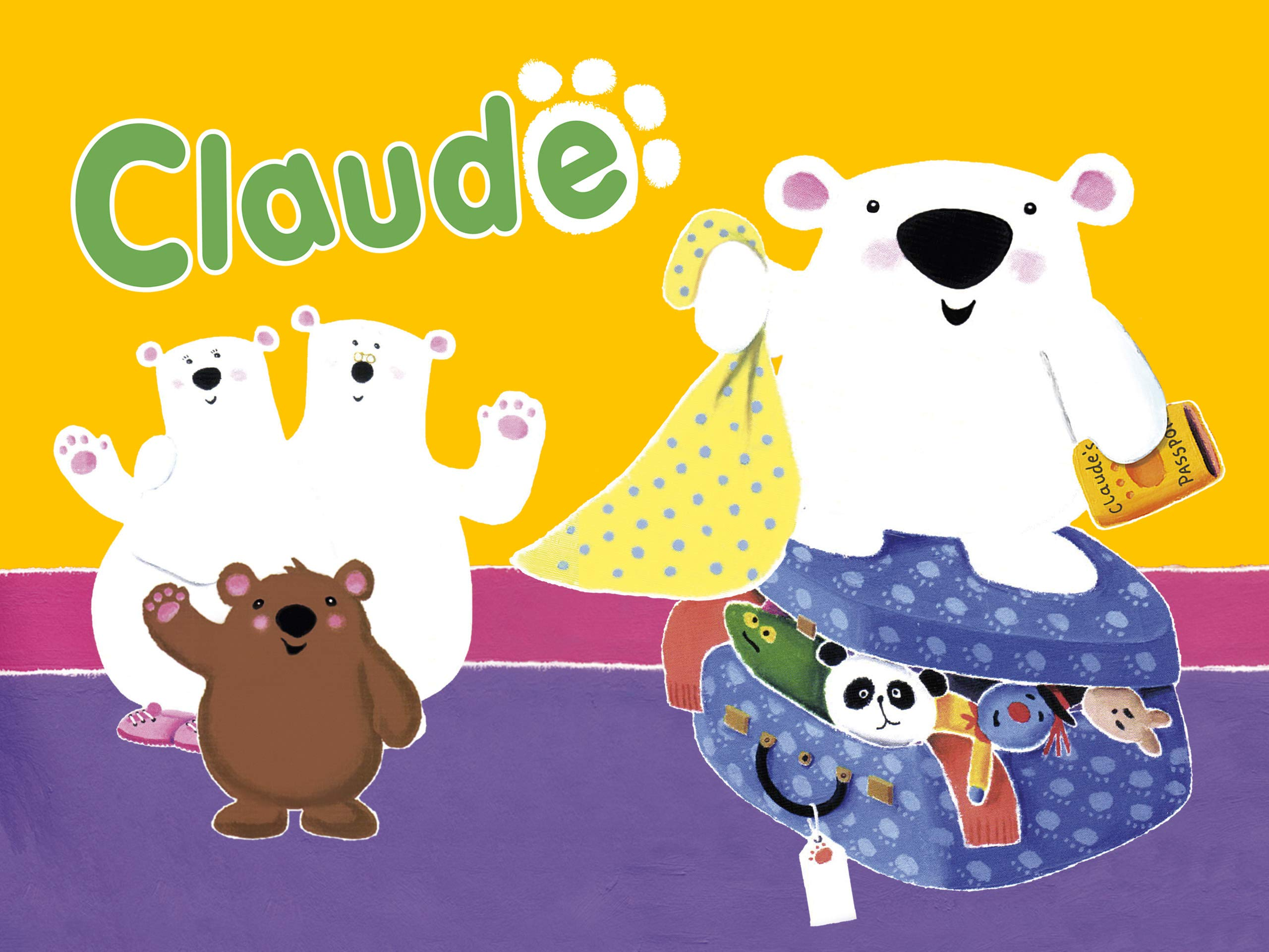 Fun with Claude on Amazon Prime Video UK