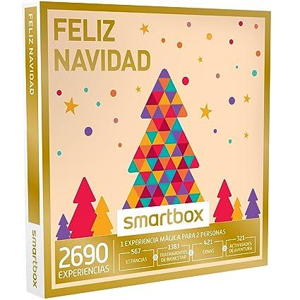 SMARTBOX - Caja Regalo - FELIZ NAVIDAD - 2690 experiencias como escapadas, spa, cenas