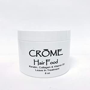 Crome Hair Food 8oz