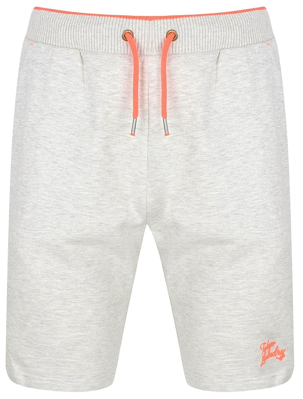 TALLA L. Pantalón deportivo corto para hombre, de Tokyo Laundry, Westwood, para estar por casa o correr