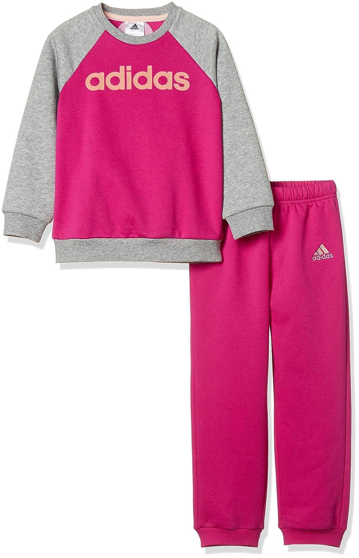 adidas Linear Fleece Jogger Baby Tracksuit  2b7595ea3d2e