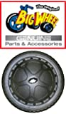 Original Big Wheel, Replacement Parts, Front Wheel, Black