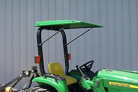 Amazon.com: Toldo para John Deere Tractores compacto con ...