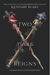 Two Dark Reigns (Three Dark Crowns) Hardcover