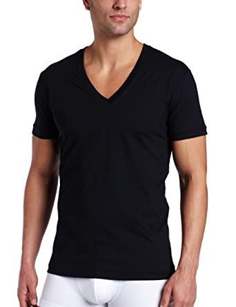 e8d2789e0 Amazon.com: C-IN2 Men's Core V-Neck T-Shirt: Clothing