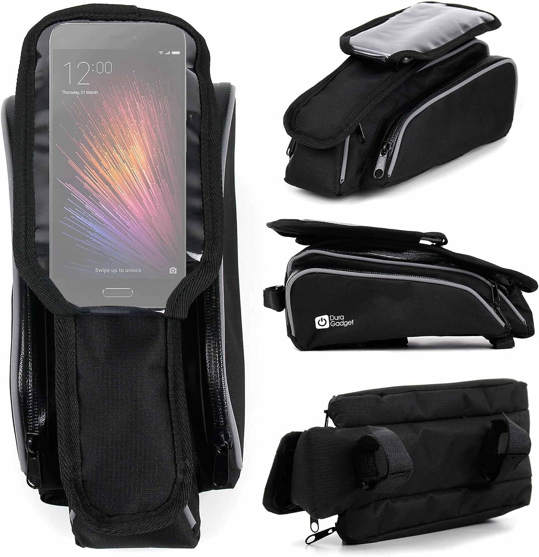 DURAGADGET Bolsa/Alforja de Bicicleta para Smartphone Xiaomi Mi 5s ...