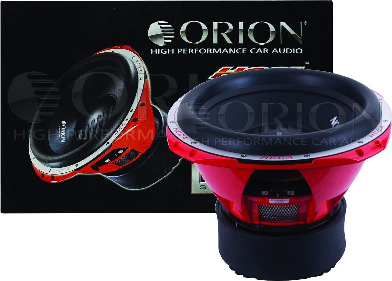 """Orion XTR152D XTR 15/"""" Woofer 2 Ohm DVC"""