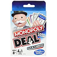 Deals on Hasbro Monopoly Deal Card Game