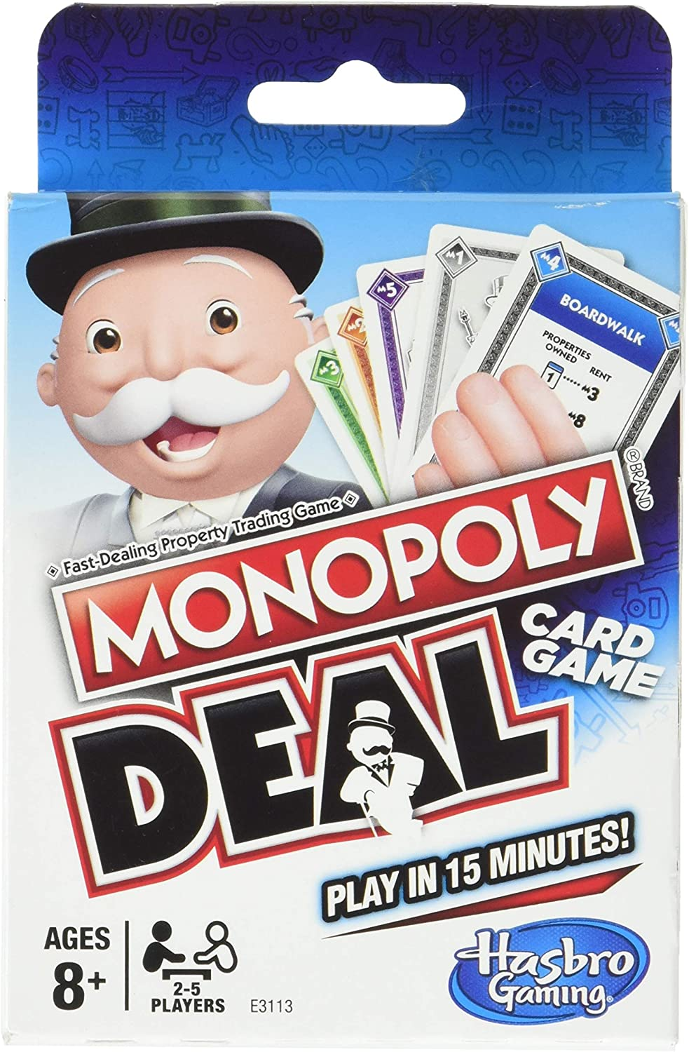 Monopoly Deal - English: Amazon.es: Juguetes y juegos