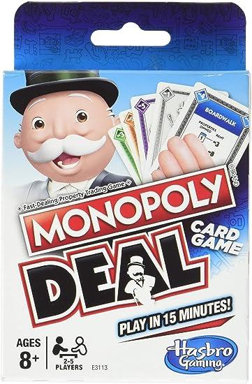 Monopoly Deal - English: Amazon.es: Juguetes y juegos
