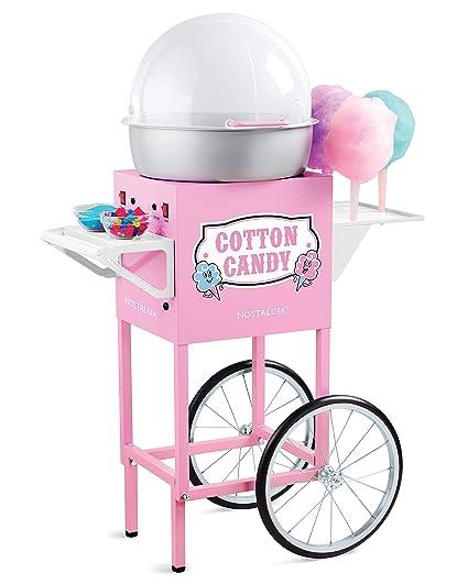 Nostalgia CCM600 Vintage Commercial Cotton Candy Cart