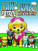 PAW PATROL - Jumbo Skye Action Pack Pup