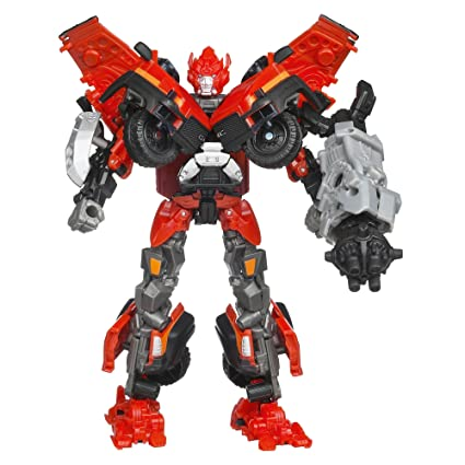 Amazon Com Transformers Dark Of The Moon Mechtech Voyager Class